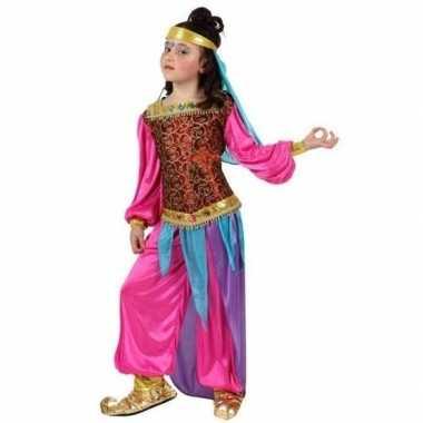 Arabische buikdanseres suheda carnavalskleding voor meisjes