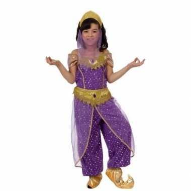 Arabische prinses hafida carnavalskleding voor meisjes