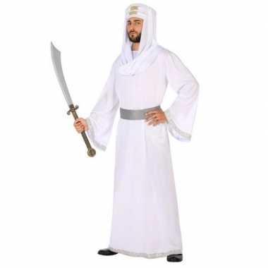 Arabische strijder hassan carnavalskleding/gewaad voor heren