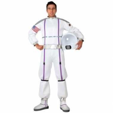 Astronauten pak/carnavalskleding voor heren