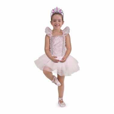 Ballerina carnavalskleding voor meisjes