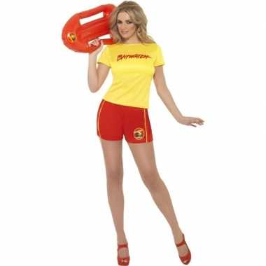 Baywatch carnavalskleding voor dames