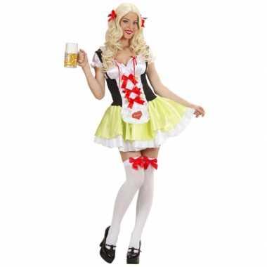 Biermeisje carnavalskleding ulrike