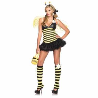 Bijen carnavalskleding voor dames