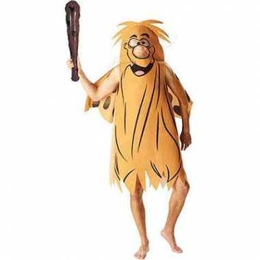 Captain caveman carnavalskleding