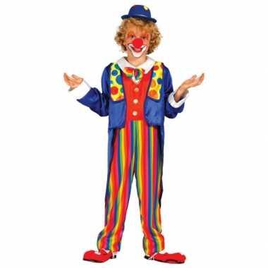 Carnavalskleding clown carnavalskleding voor kinderen