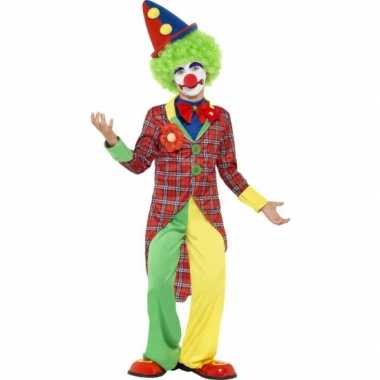 Carnavalskleding clown carnavalskleding