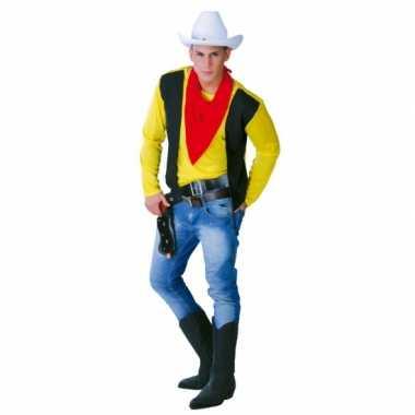 Carnavalskleding cowboy voor mannen
