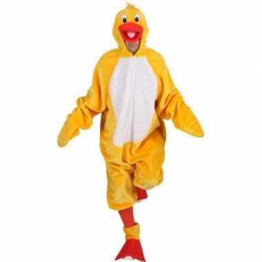 Carnavalskleding gele vogels carnavalskleding
