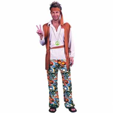 Carnavalskleding hippies