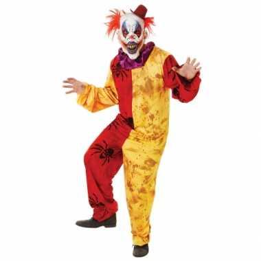 Carnavalskleding horror clown