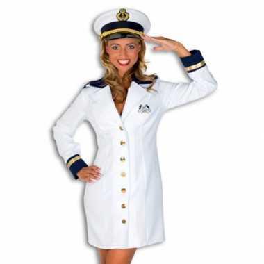 Carnavalskleding kapitein dames