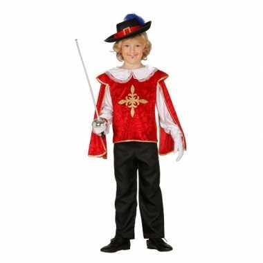 Carnavalskleding musketier