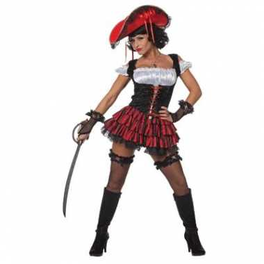 carnavalskleding piraat