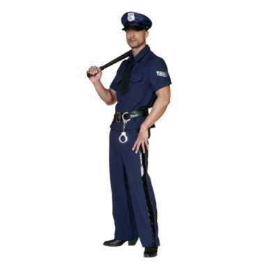 Carnavalskleding politie heren