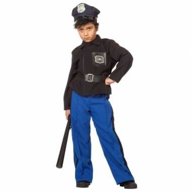Carnavalskleding politie kind