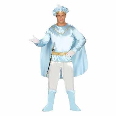 Carnavalskleding prins charmant
