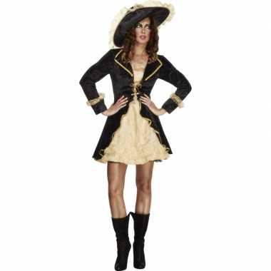 Carnavalskleding sexy piraten dame