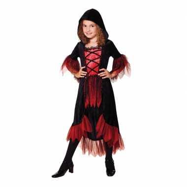 Carnavalskleding vampier bella voor meisjes