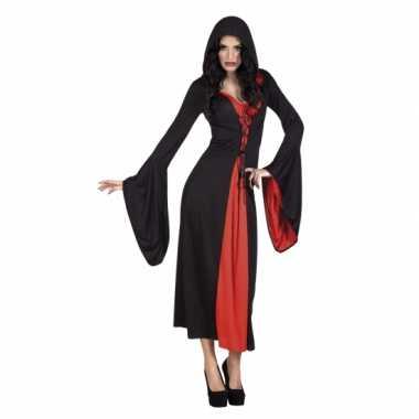 Carnavalskleding vampier valentina voor dames