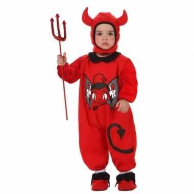 Carnavalskleding voor kinderen duiveltje