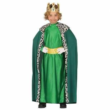 Caspar drie koningen/wijzen kerst carnavalskleding