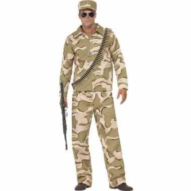 Commando carnavalskleding voor heren