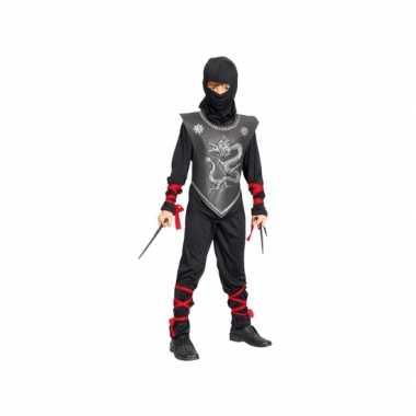 Compeet ninja carnavalskleding voor kinderen