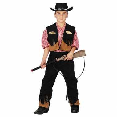 Cowboycarnavalskleding voor kinderen