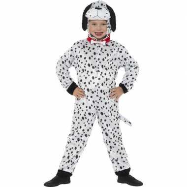 Dalmatier honden carnavalskleding voor kinderen