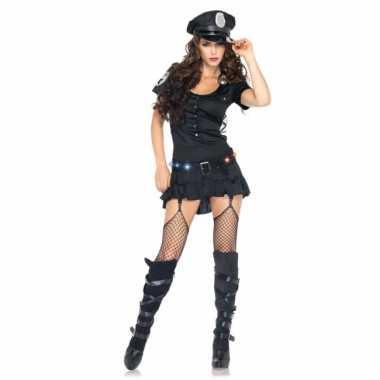 Dames carnavalskleding sexy sergeant