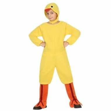Dierenpak kip/kuiken/haan carnavalskleding voor kinderen