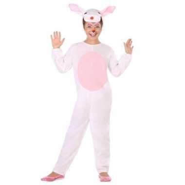 Dierenpak konijn/haas carnavalskleding voor kinderen