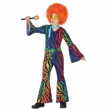 Disco carnavalskleding voor kinderen