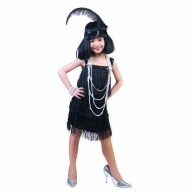 Disco carnavalskleding voor meisjes