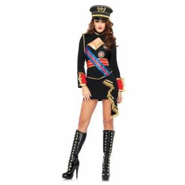 Diva dictator dames carnavalskleding