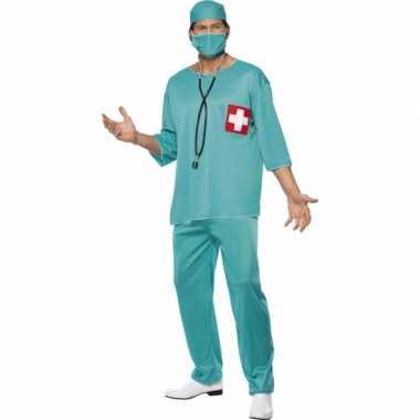 Dokter carnavalskleding chirurg