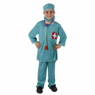 Dokter/chirurg carnavalskleding voor jongens
