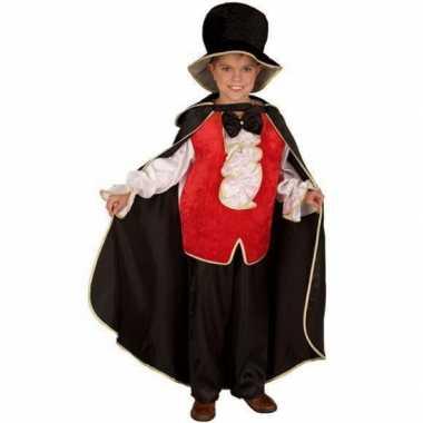 Dracula carnavalskleding voor kinderen