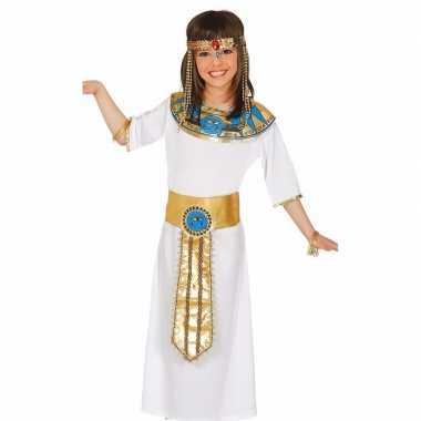 Egypte thema carnavalskleding voor meisjes