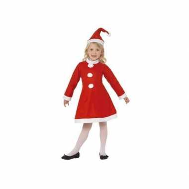 Elijke kerst carnavalskleding voor meisjes