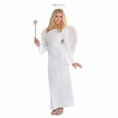 Engel carnavalskleding voor dames