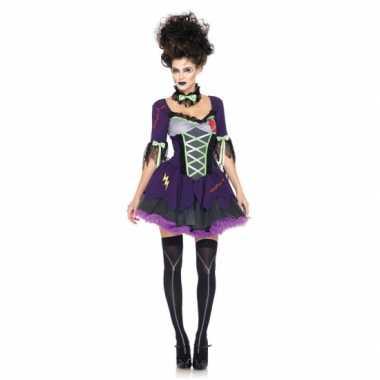 Frankensteins bruid carnavalskleding