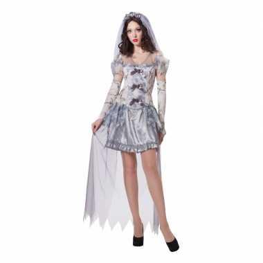 Geest bruid carnavalskleding voor dames
