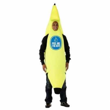 Gekke bananen carnavalskleding
