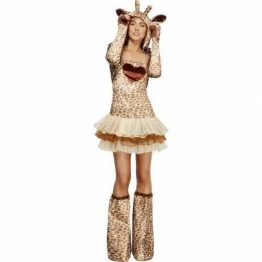 Carnavalskleding Dames.Giraf Carnavalskleding Voor Dames Carnavals Eu