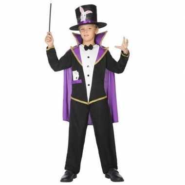 Goochelaar pak/carnavalskleding voor kinderen