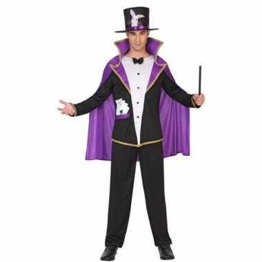 Goochelaar pak/carnavalskleding voor volwassenen