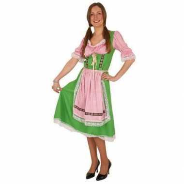 Groene carnavalskleding voor dames