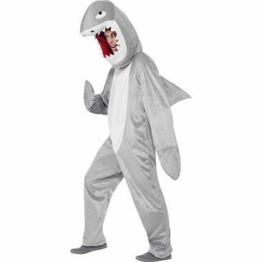 Haaien carnavalskleding/pak voor volwassenen